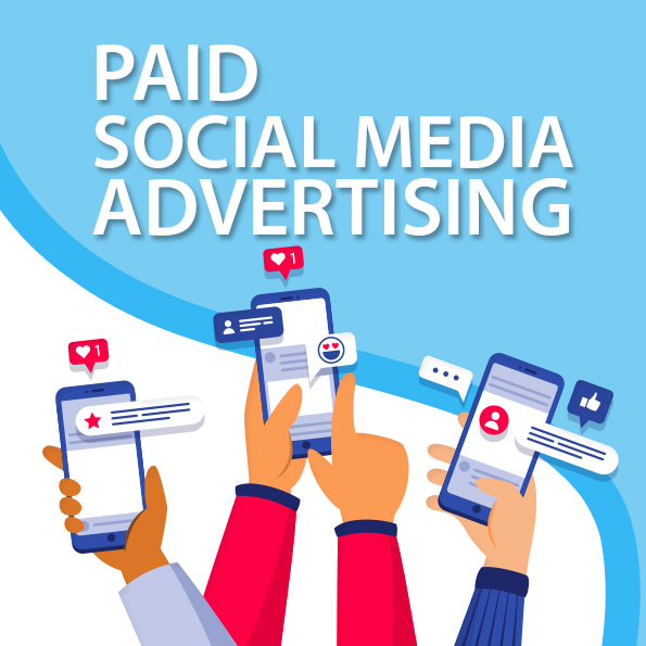 Benefits of paid social media advertising